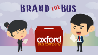 Brand the Bus Compeition