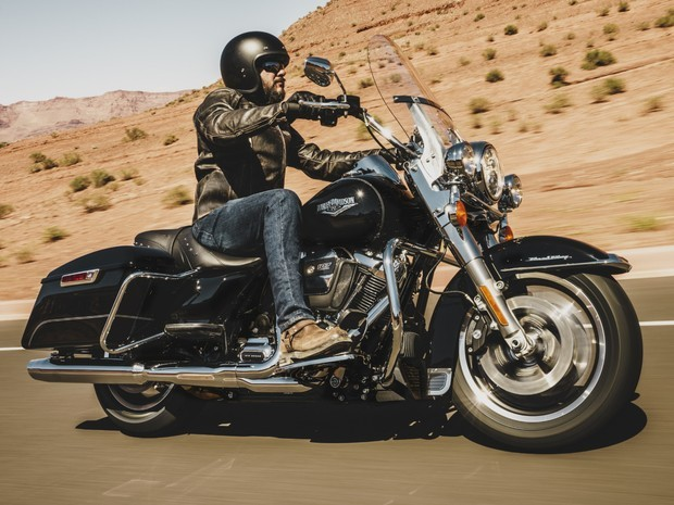 Harley-Davidson Road King Classic (Foto: Divulgação)