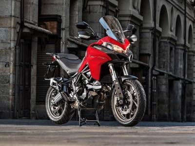 Ducati Multistrada 950 (Foto: Divulgação)