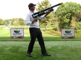 Golf Ball Cannon