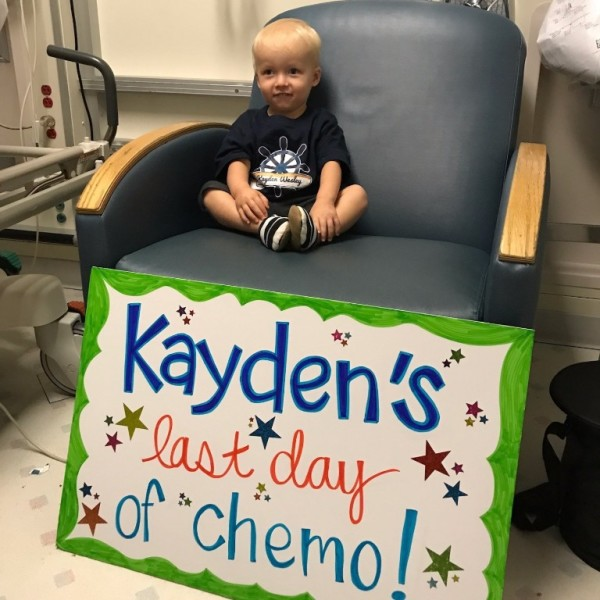 July 28th Update - Last Day of Chemo!!!