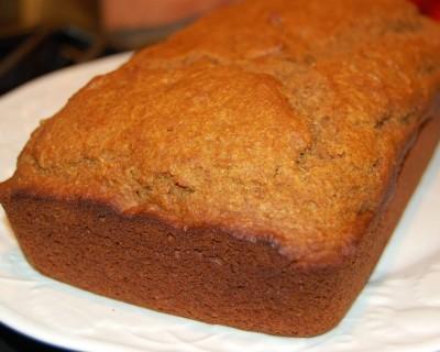 Pumpkin Bread V - $7  GF V - $8.50
