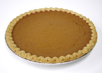 Pumpkin pie - V $20  GF V $30
