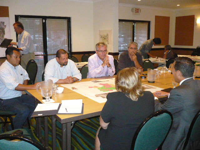 Process 7 - Round Table Meetings with Stakeholders
