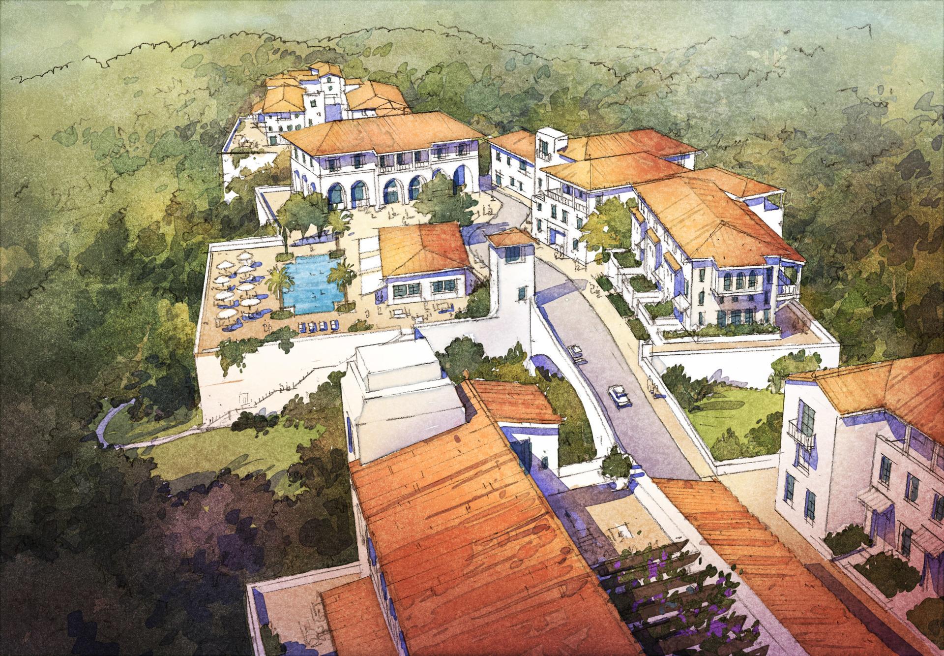 La LaBranza - Hilltop Village