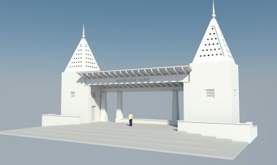 Stage Pavilion