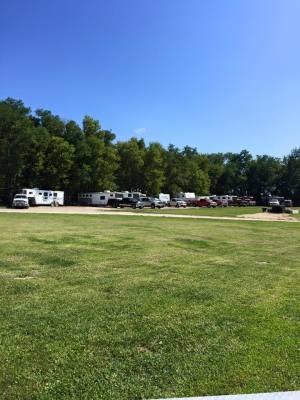 Hillsdale Lake Camping
