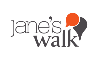 Jane's Walk this Week!
