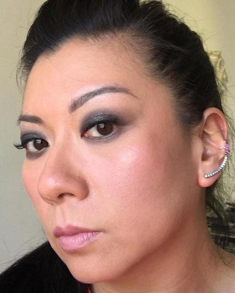 Flawless Asian skin