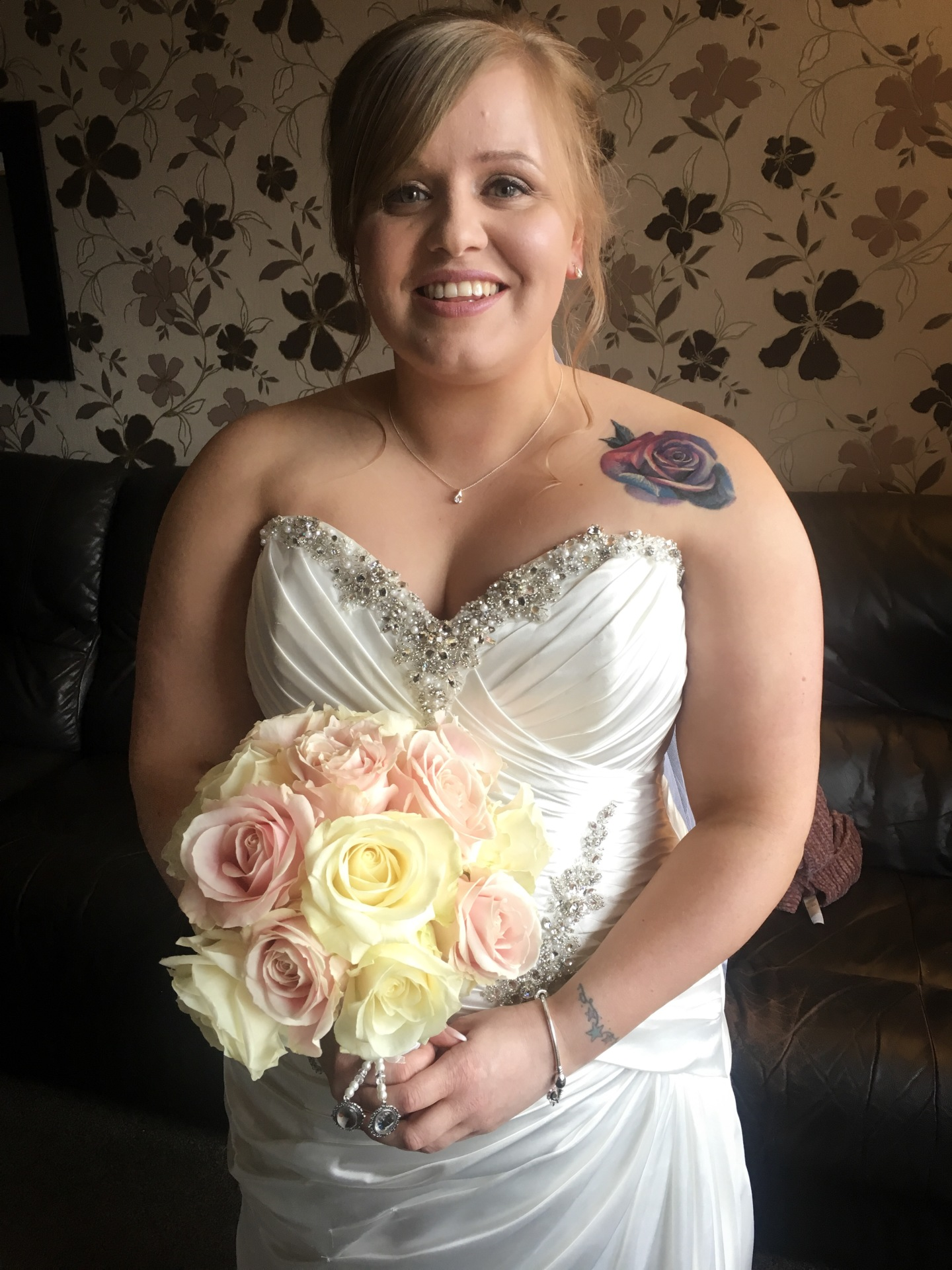 Lovely bride Kelsey