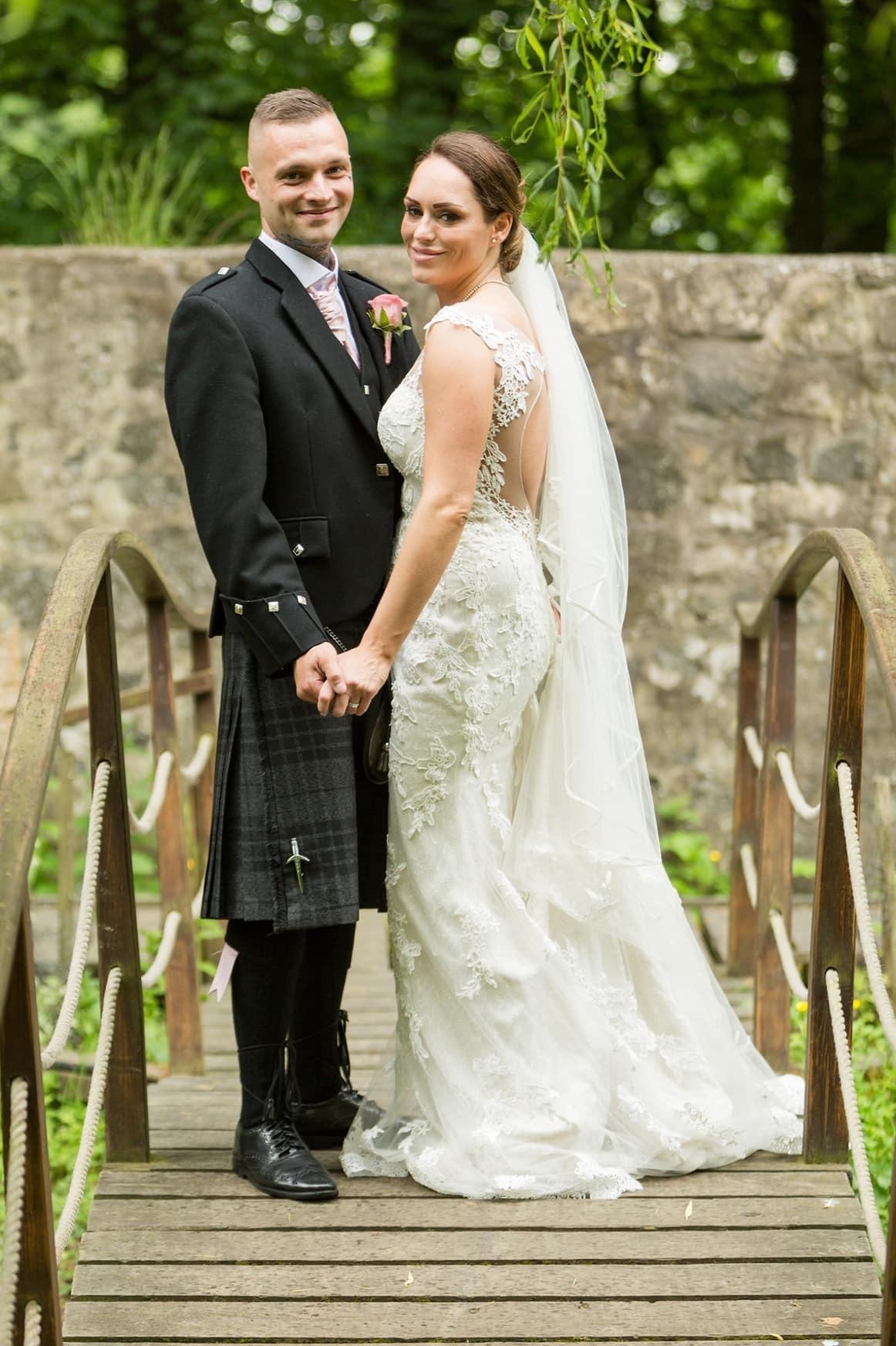 Catrina and her husband