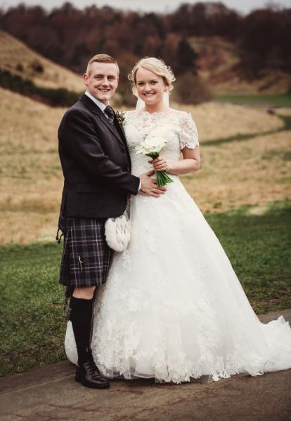 Lizanne and her husband