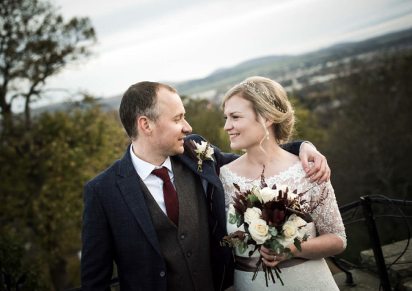 Edinburgh Zoo wedding
