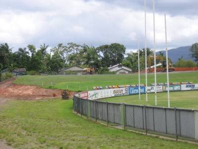 Cazalys AFL Stadium, Cairns
