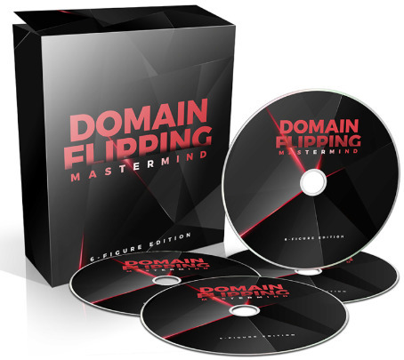 Domain Flipping Mastermind review and (FREE) $12,700 bonus-- Domain Flipping Mastermind Discount