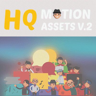 HQ Motion Assets V.2 review - HQ Motion Assets V.2 sneak peek features