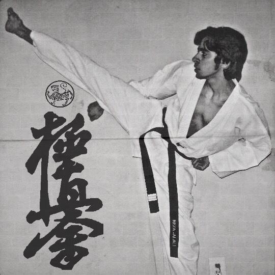 Sensei Reza Jalali