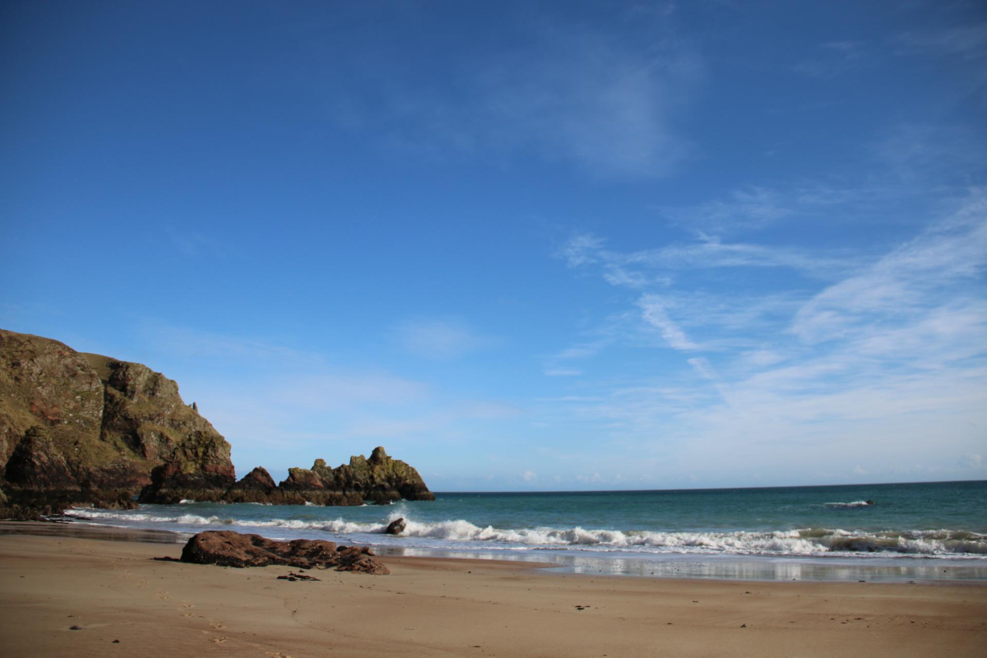 A Wild Beach Clean in the Hebrides