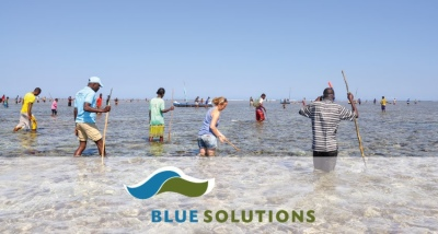 Get Behind Blue Solutions