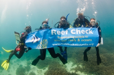 Check Out Reef Check