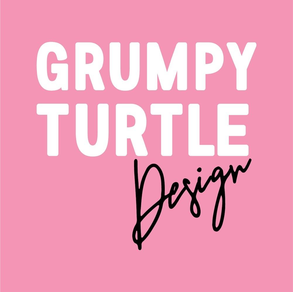 Grumpy Turtle Design