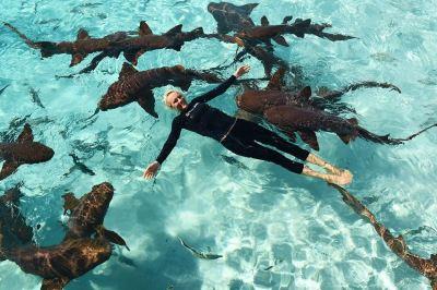 Meet: Bimini Shark Girl