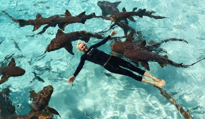 Meet: Bimini Shark Girl