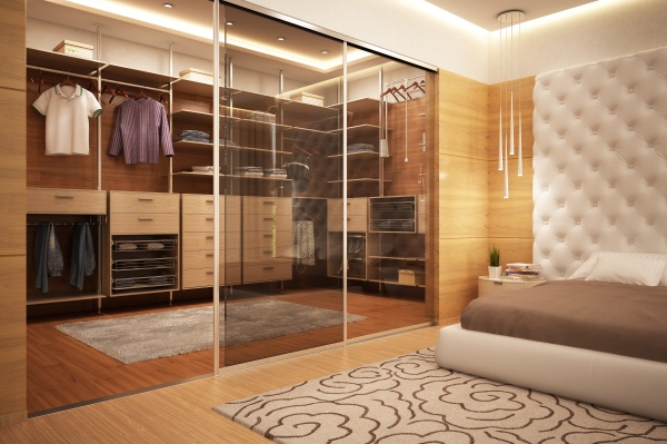 room; bedroom; furniture; interior; carpet; case; bed; floor; ceiling; ceiling light; construction; house; home; housing; architecture; hotel; cloakroom; dressing room; apartment; checkroom; checking room; hat-check room; cloth; fabric; material; texture; textile; web; 3d; design; loft; beautiful; excellent; babe; sexi; bachelor; single; space; comfort; comfortable; door; glass; sliding; sliding door; ergonomics; rich; cabinet; organized; sleep;