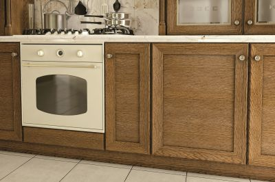 Modern -Kitchen-material – solid wood – oak