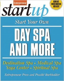 Start  Your Own Day Spa