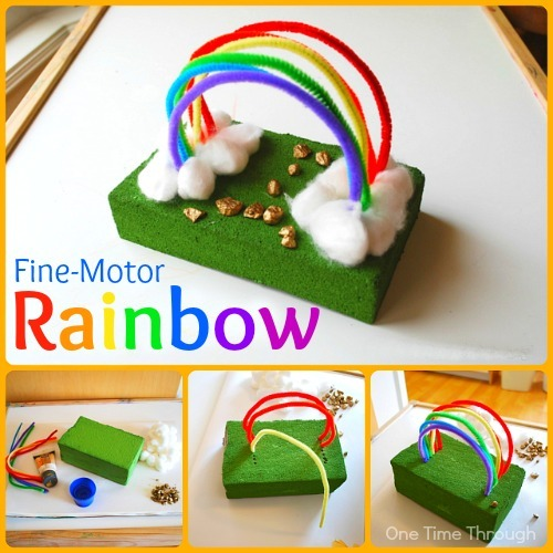 Fine-Motor-Rainbow-One-Time-Through-Blog