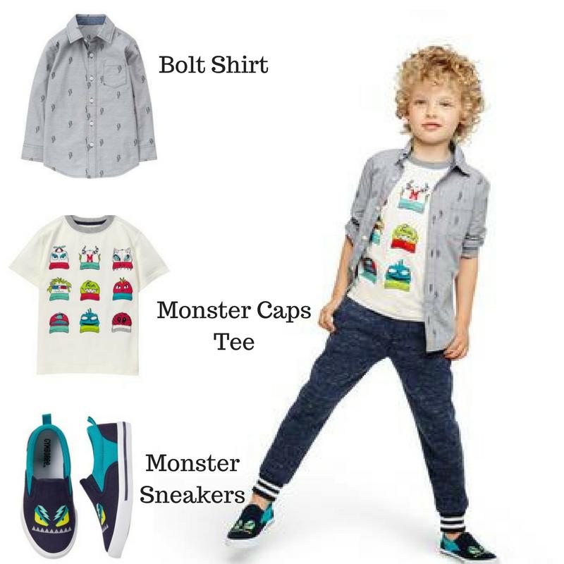 Bolt-Shirt