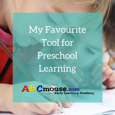 My Favourite Tool for Preschool Learning