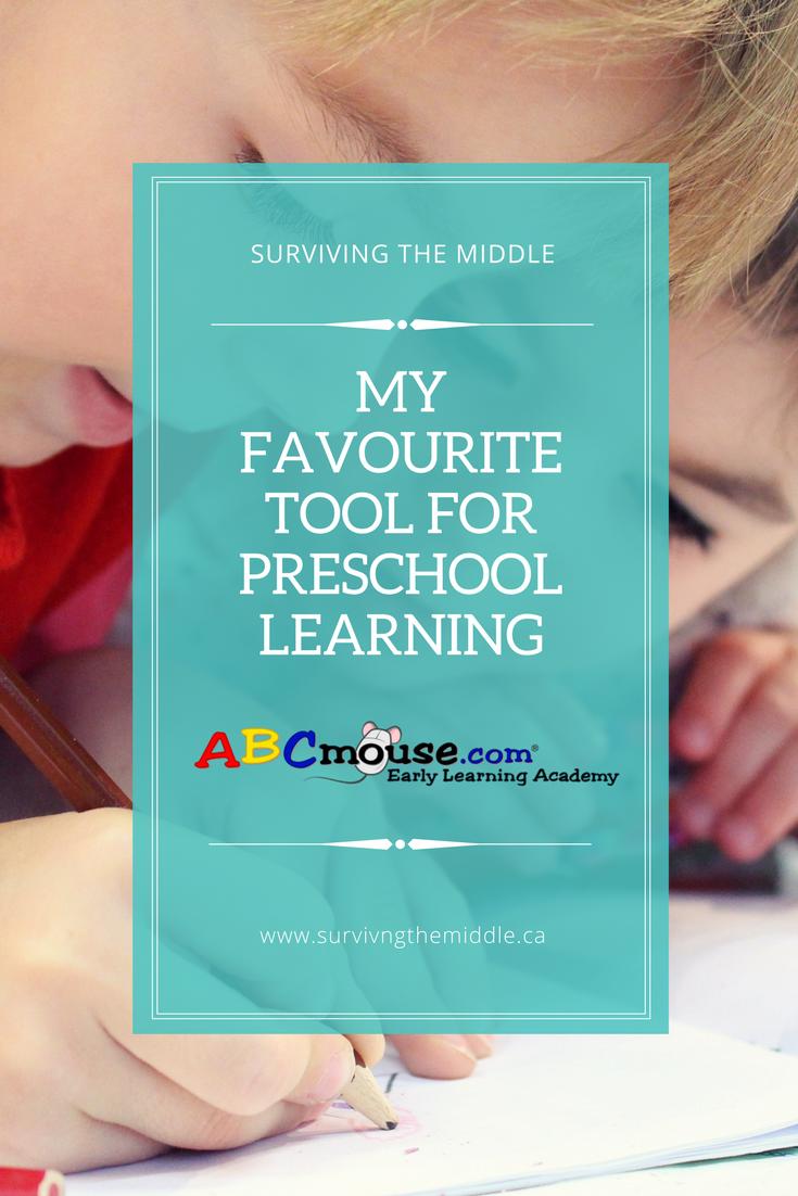 Preschool-Learning-Pinterest