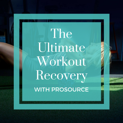 The Ultimate Workout Recovery
