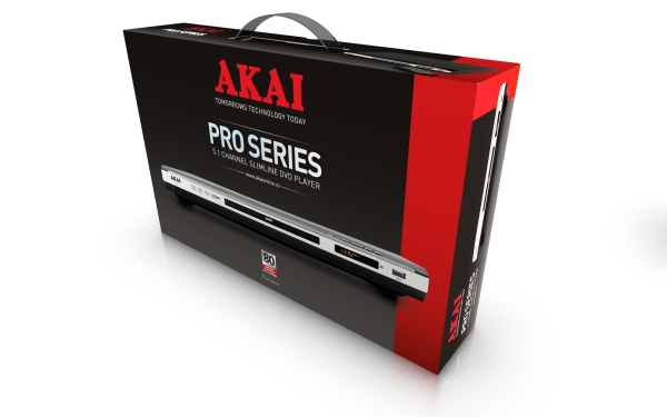 AKAI DVD Player