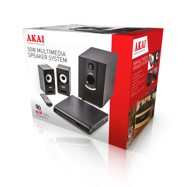 AKAI Multimedia System