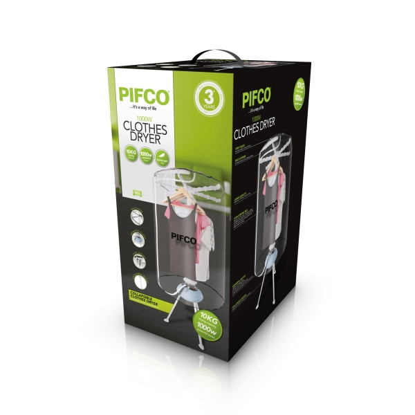 PIFCO Clothes Dryer