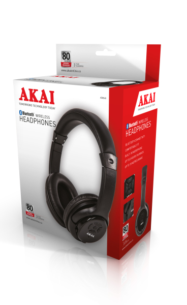 AKAI Bluetooth Headphones
