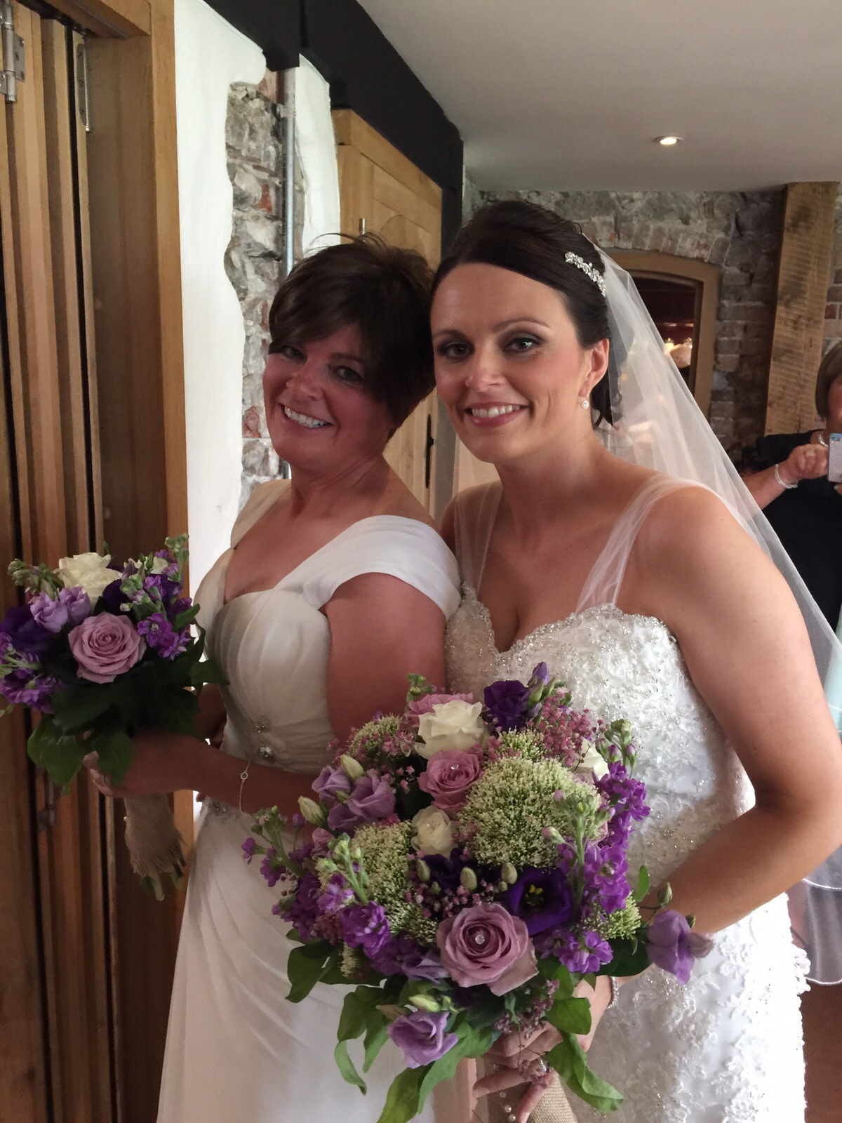 Wedding in Oxwich bay hotel