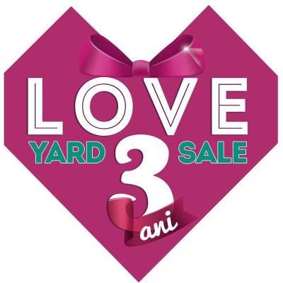 Haine şi poveşti. Trei ani de Love Yard Sale