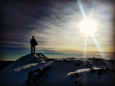 Descoperim România: Cum am cucerit Vârful Ciucaş prin zăpadă