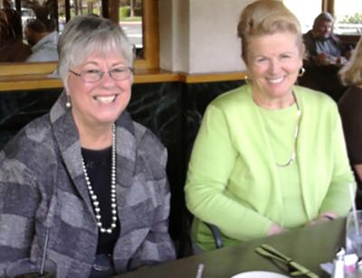 Karen Russel & Nancey Kredell