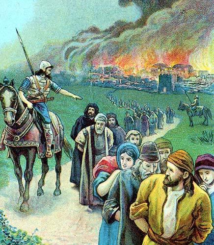 REASON 69 - JEWISH DISPERSION