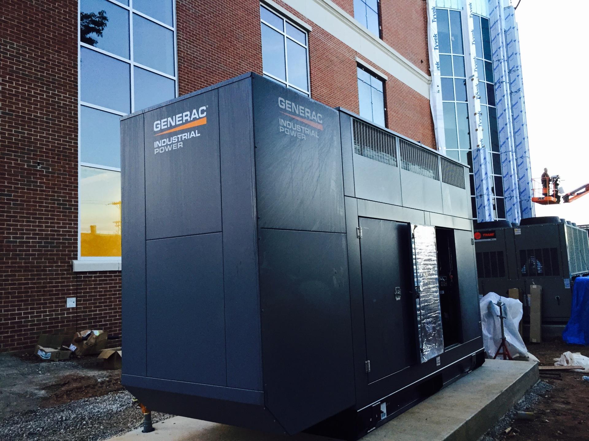 Emergency Backup Generators