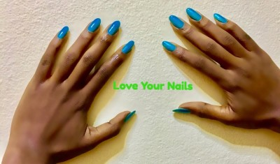 How to grow your nails longer than they are now.