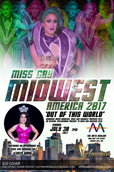 Miss Gay Midwest America 2017