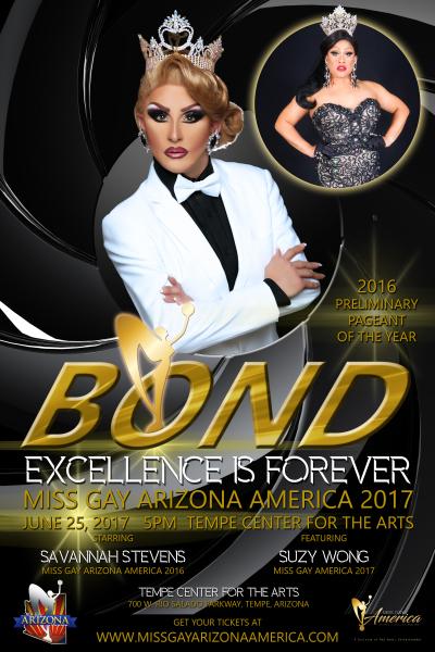 Miss Gay Arizona America 2017