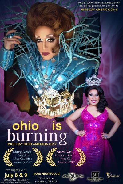 Miss Gay Ohio America 2017