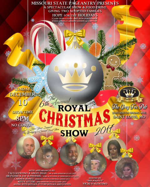 Missouri State Christmas Show